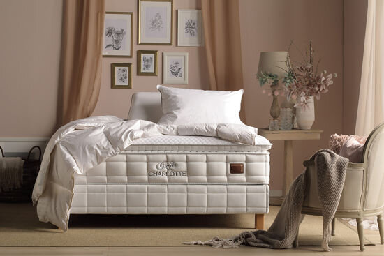 Goose Comfort Pillow