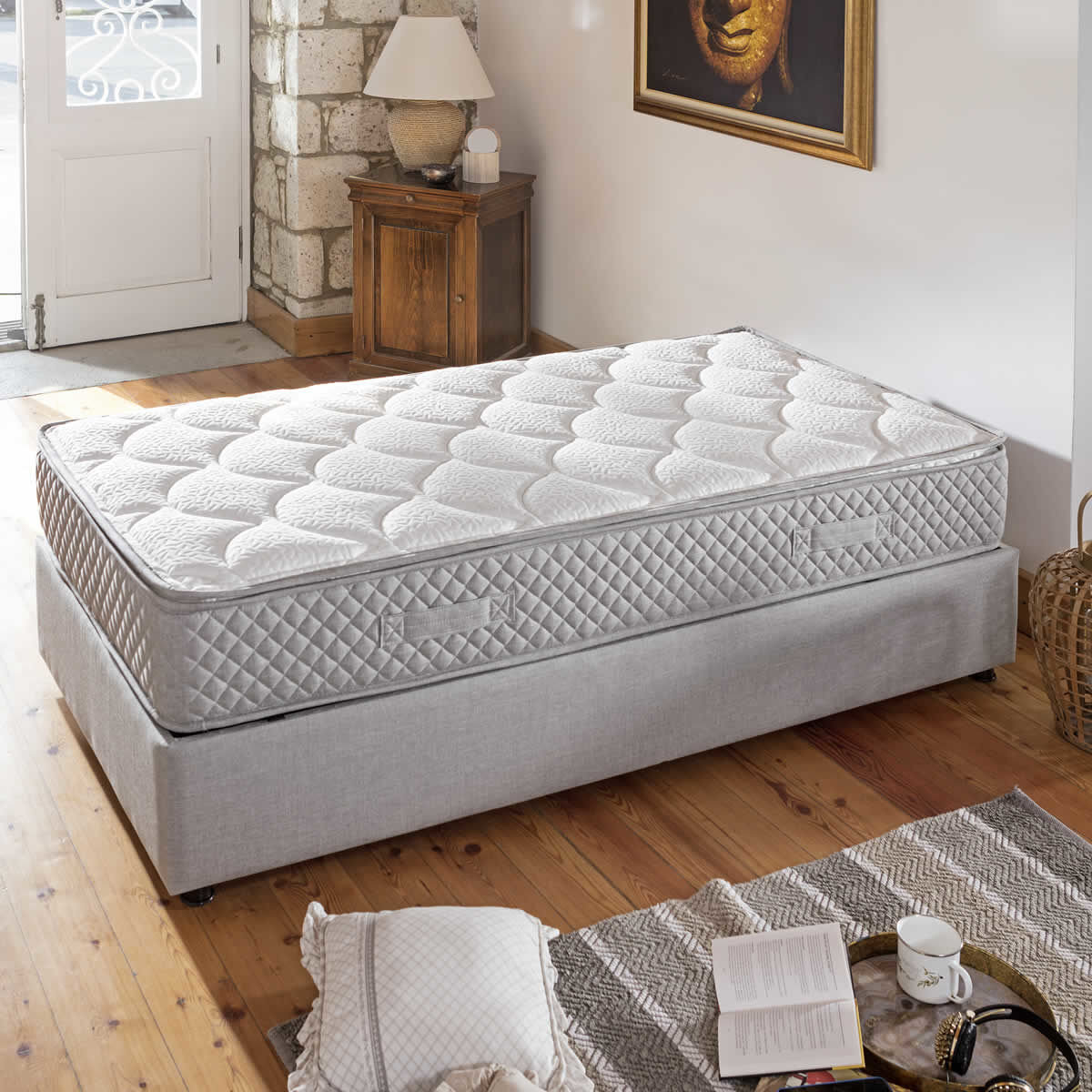 Young Star Mattress Grey