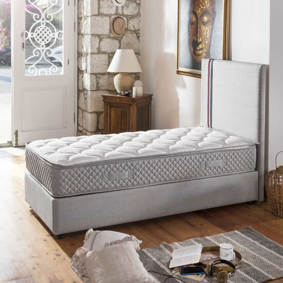 Young Star Headboard Grey