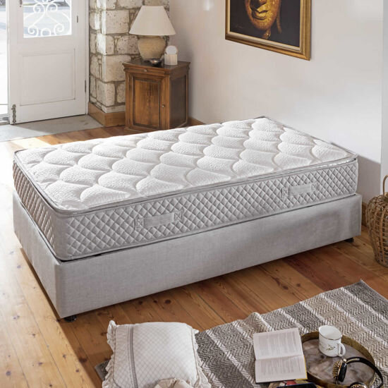 Young Star Bed Base Grey