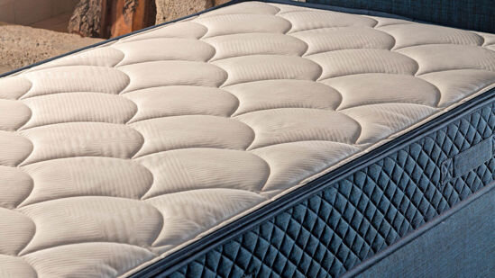 Young Star Mattress Dark Blue