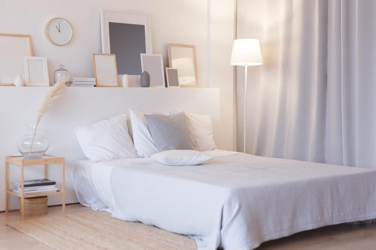Küçük Yatak Odası Dekorasyonu Için 8 Öneri