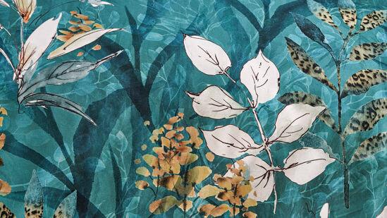 Flora Nevresim Takımı-Çift Kişilik