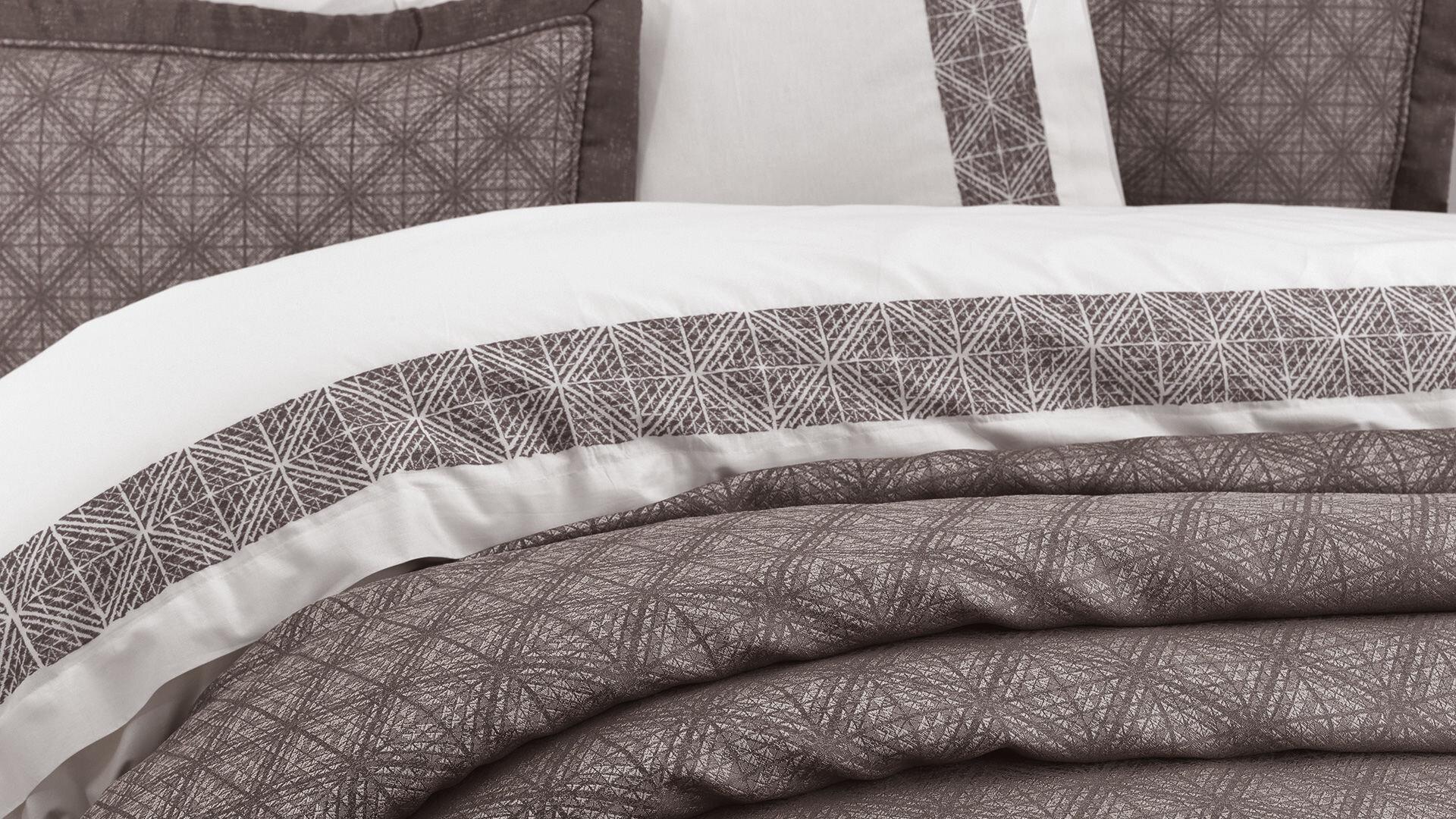 Tlos Nevresim Takımı Ve Yatak Örtüsü Takımı-Çift Kişilik